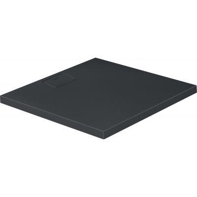 Duravit Stonetto brodzik kwadratowy 90x90 cm antracyt 720146680000000