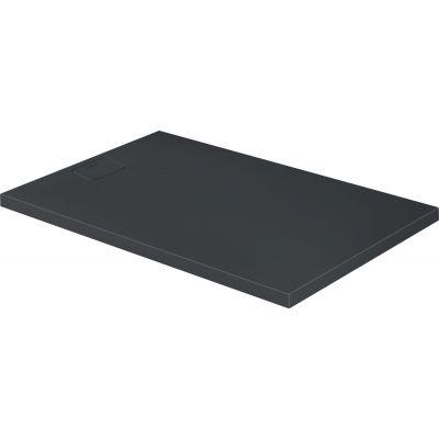 Duravit Stonetto brodzik prostokątny 140x90 cm antracyt 720150680000000