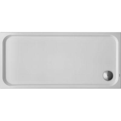 Duravit D-Code brodzik prostokątny 160x75 cm biały 720164000000000