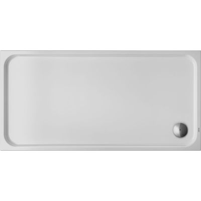 Duravit D-Code brodzik prostokątny 180x90 cm biały 720165000000000
