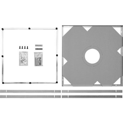 Duravit DuraPlan zestaw montażowy do brodzika 790141000000000