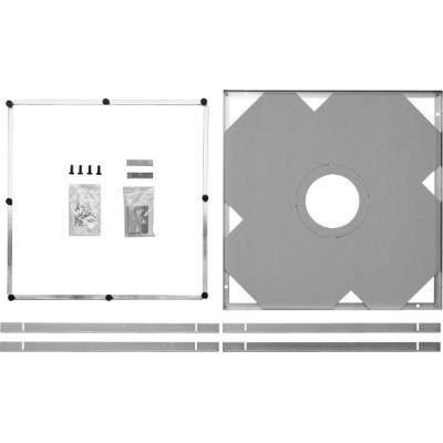 Duravit Duraplan zestaw montażowy do brodzika 790143000000000