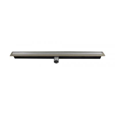 Ferro Perfect Drain odpływ prysznicowy 65 cm liniowy wąski stal OLS1-65