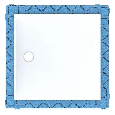 Geberit Setaplano panel do natrysków bezbrodzikowych 90x90 cm biały 154.270.11.1