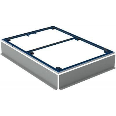 Geberit Setaplano rama montażowa do paneli do natrysków bezbrodzikowych 120x100 cm 154.482.00.1