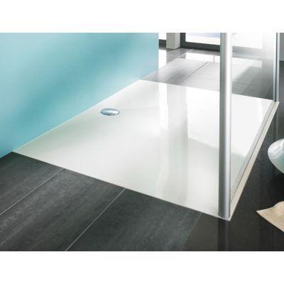 Hüppe EasyStep brodzik kwadratowy 80x80 cm biały 215010.055