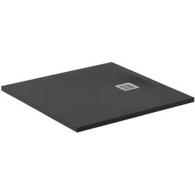 Ideal Standard Ultra Flat S brodzik 80 cm kwadratowy czarny K8214FV