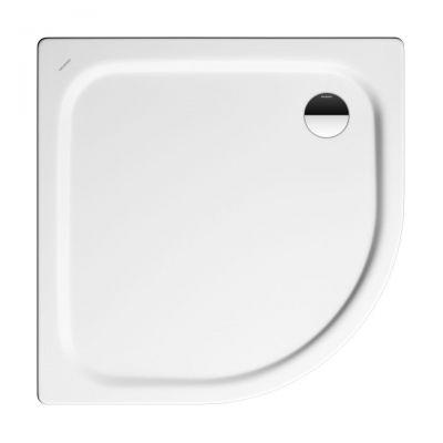 Kaldewei Zirkon brodzik półokrągły 100x100 cm model 510-1 biały 456400010001