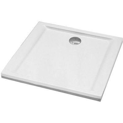 Koło Pacyfik brodzik kwadratowy 90 cm biały XBK0790000