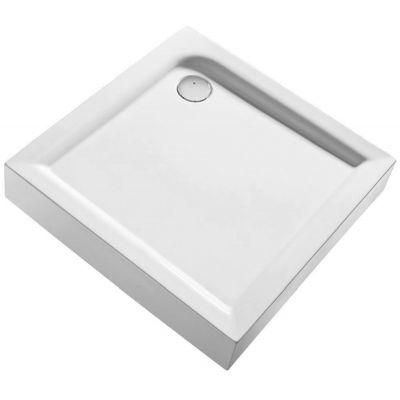 Koło First brodzik kwadratowy 90 cm biały XBK1690000