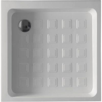 Kerasan Retro brodzik kwadratowy 100 cm biały 134001