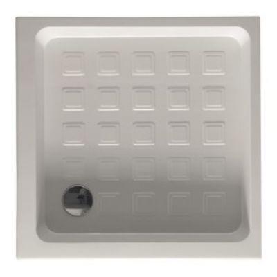 Kerasan Retro brodzik kwadratowy 80 cm biały 134101