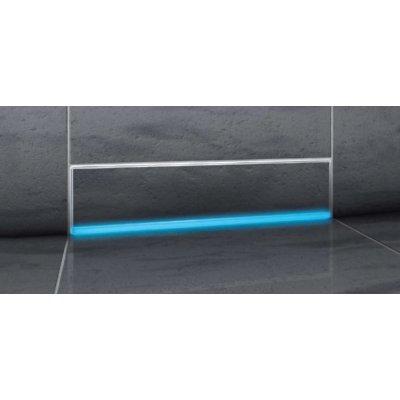 Kessel Scada odpływ ścienny z pokrywą LED RGB 48003.41