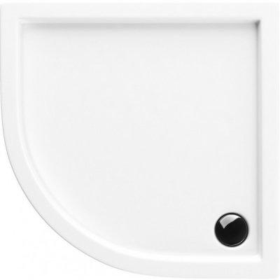 Schedpol Corrina brodzik półokrągły 90 cm biały 3.064/O