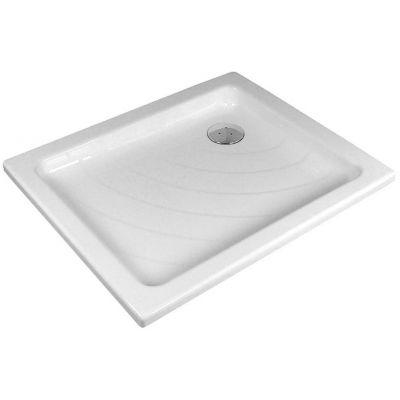 Ravak Kaskada Aneta LA brodzik prostokątny 90x75 cm biały A003701220