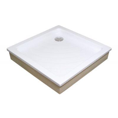 Ravak Angela-90 Kaskada EX brodzik kwadratowy 90 cm biały A007701320