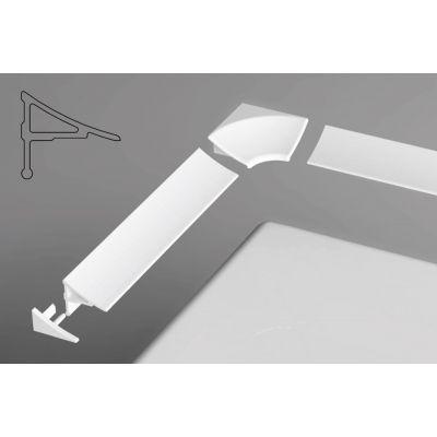 Ravak listwa maskująca 11/2000 biała XB462000001