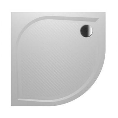 Riho Kolping brodzik półokrągły 100x100 cm biały DB18