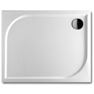 Riho Kolping brodzik prostokątny 120x80 cm biały DB33