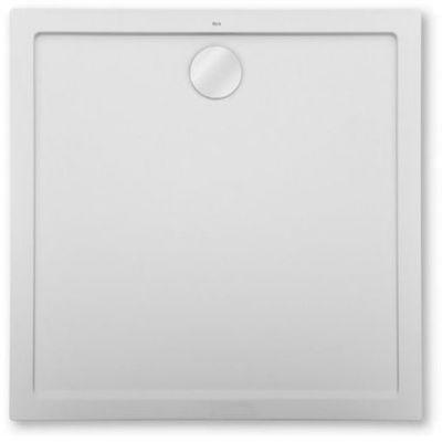 Roca Aeron brodzik kwadratowy 80 cm kompozyt Stonex biały A276284100
