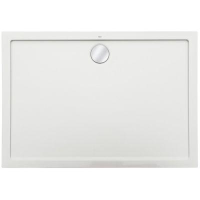 Roca Aeron brodzik prostokątny 100x70 cm kompozyt Stonex biały A276288100