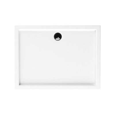 Schedpol Competia brodzik prostokątny 90x120 cm biały 3.0167/P