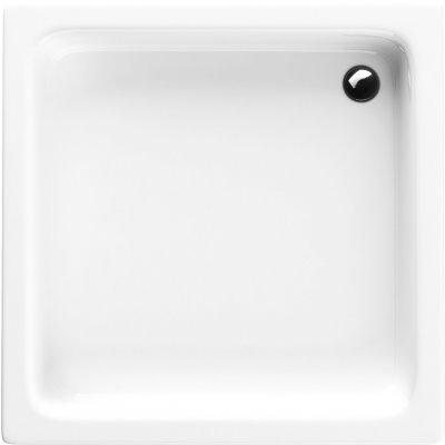 Schedpol Zefir brodzik 80 cm kwadratowy 3.211