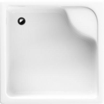 Schedpol Doris brodzik 80 cm kwadratowy z siedziskiem 3.232