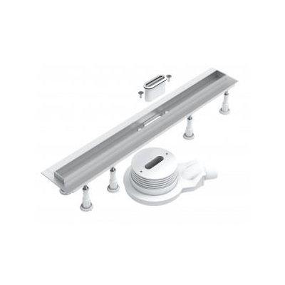 Schedpol Slim Lux odpływ liniowy 70 cm bez rusztu OL70/SLX
