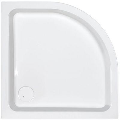Sanplast Free Line brodzik półokrągły 80x80 cm BP/FREE biały 615-040-2220-01-000