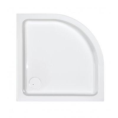 Sanplast Free Line brodzik półokrągły 80x80 cm BP/FREE 615-040-0221-01-000