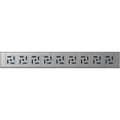Wiper Premium odwodnienie liniowe 60 cm wzór Tivano T600SPS100+MI600+NR