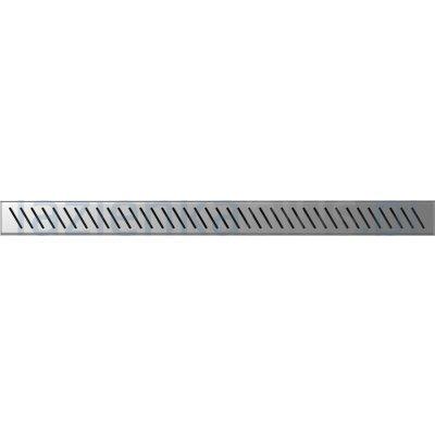 Wiper Premium odwodnienie liniowe 100 cm wzór Zonda Z1000PPS100+MI1000+NR