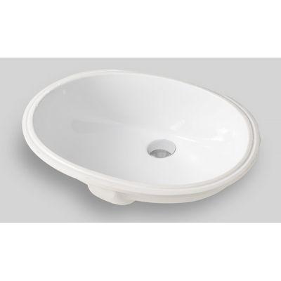 Art Ceram Diana umywalka 57x40,4 cm podblatowa owalna biała DIL00101;00