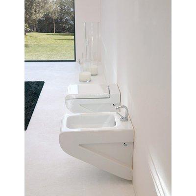 Art Ceram La Fontana miska WC wisząca biała LFV00101;00