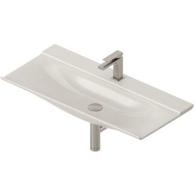 Art Ceram The One umywalka 90x42 cm ścienna prostokątna biała THL00201;00