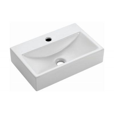 Bathco Spain Paris umywalka 45x30 cm prostokątna biała 4055