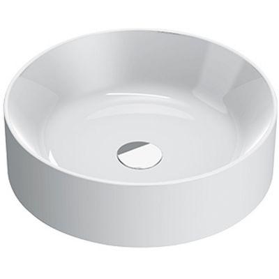 Catalano Zero umywalka 45 cm nablatowa okrągła biała 145TZE00