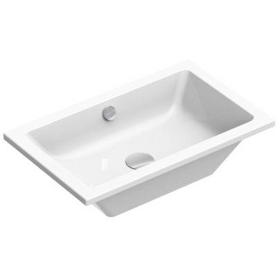 Catalano Zero umywalka 60x37 cm prostokątna biała 16037ZE00