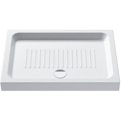 Catalano Base brodzik prostokątny 100x72 cm biały 172100N00