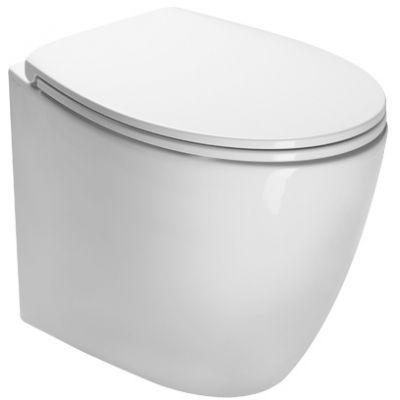 Catalano Velis miska WC stojąca biała 1VPT5700