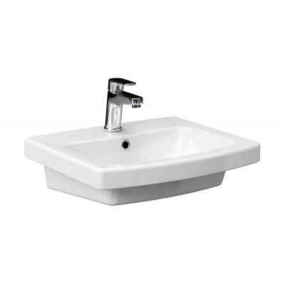 Cersanit Easy umywalka 50 cm meblowa biała K102-012