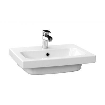 Cersanit Colour umywalka 50 cm meblowa biała K103-005
