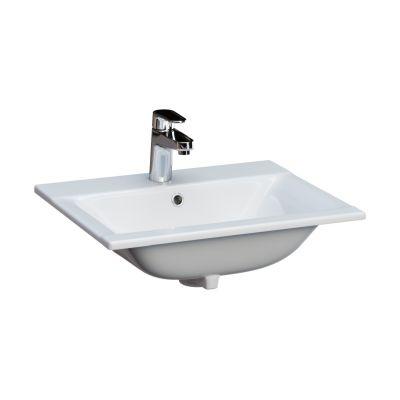 Cersanit Ontario New umywalka 50 cm meblowa biała K669-001