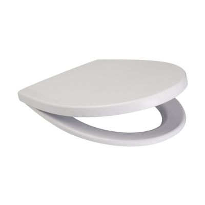 Cersanit Delfi deska sedesowa wolnoopadająca biała K98-0073