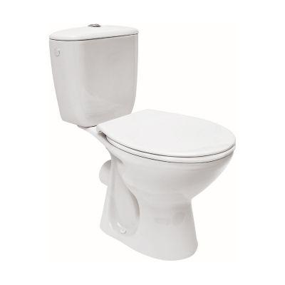 Cersanit President zestaw WC kompakt z deską K08-028