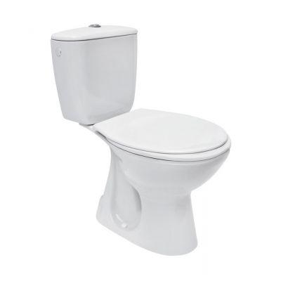 Cersanit President zestaw WC kompakt z deską K08-029