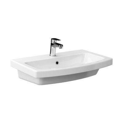 Cersanit Easy umywalka 70 cm meblowa biała K102-015