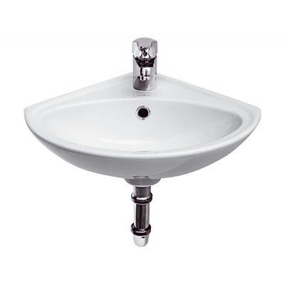 Cersanit Sigma 30 umywalka narożna ścienna biała K11-0013