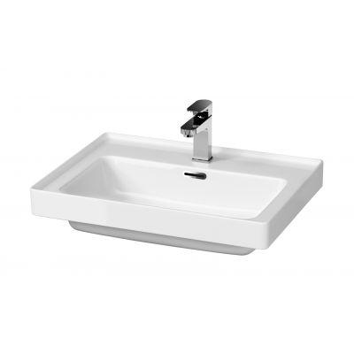 Cersanit Crea umywalka 60x44,5 cm meblowa prostokątna biała K114-006